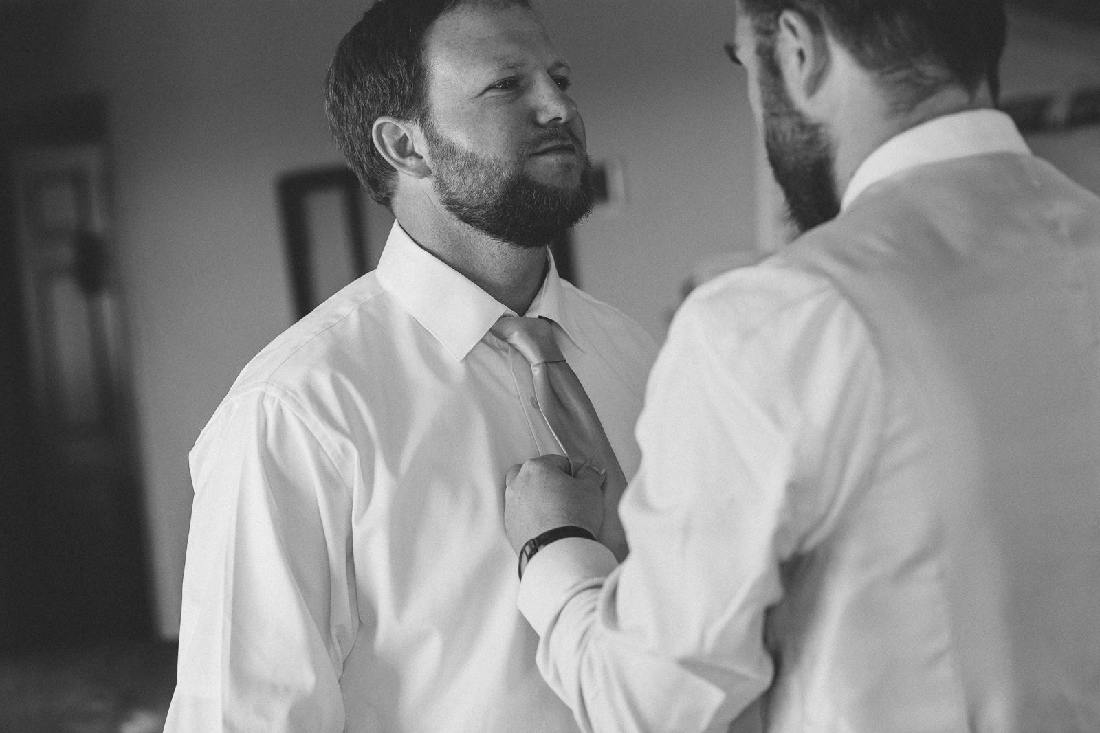 durango groom getting ready