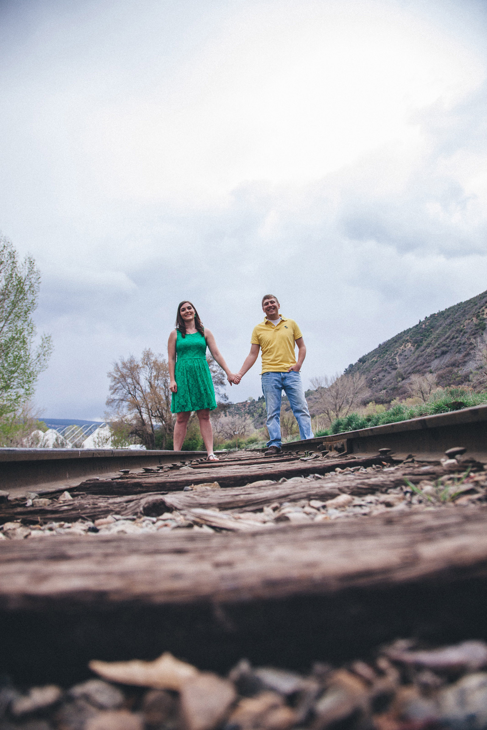 023-engagement-trees-fun-wedding-train-aughing-durango-colorado-farmington