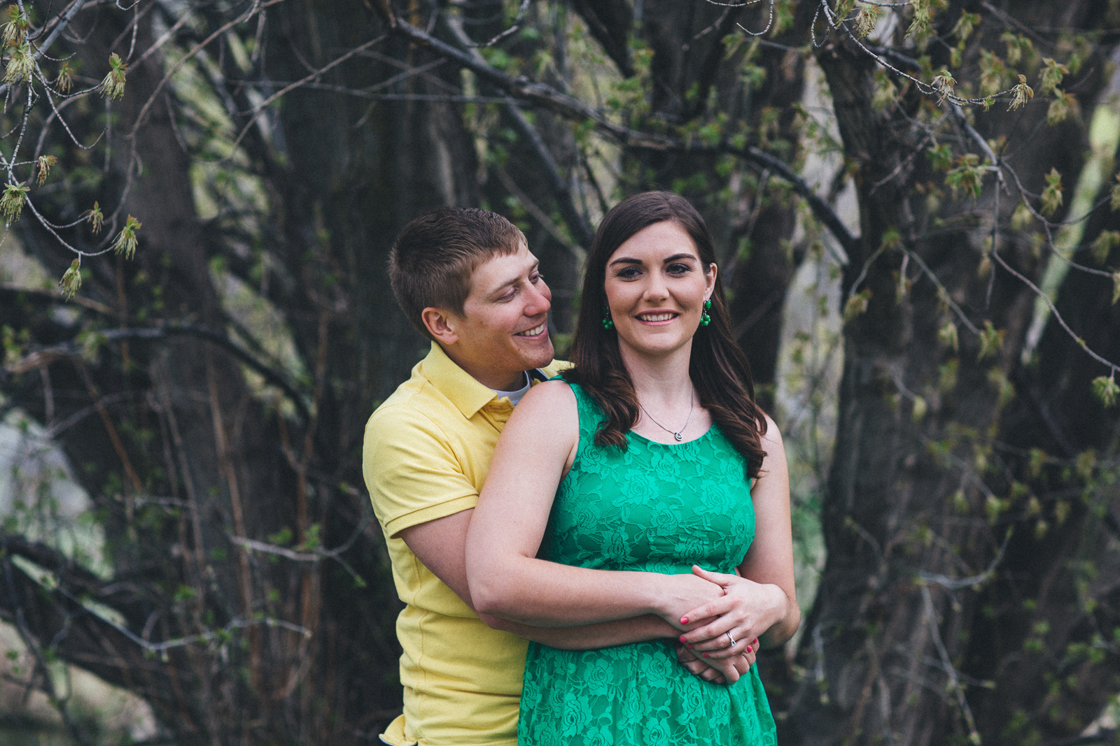 025-engagement-trees-fun-wedding-train-aughing-durango-colorado-farmington