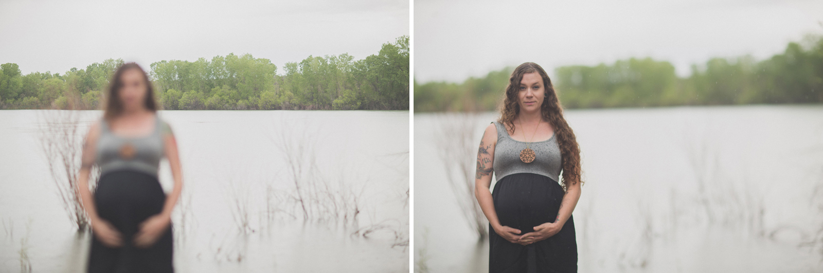 002-maternity-water-lake-branch-tree-summer-rain-woman-women-mom