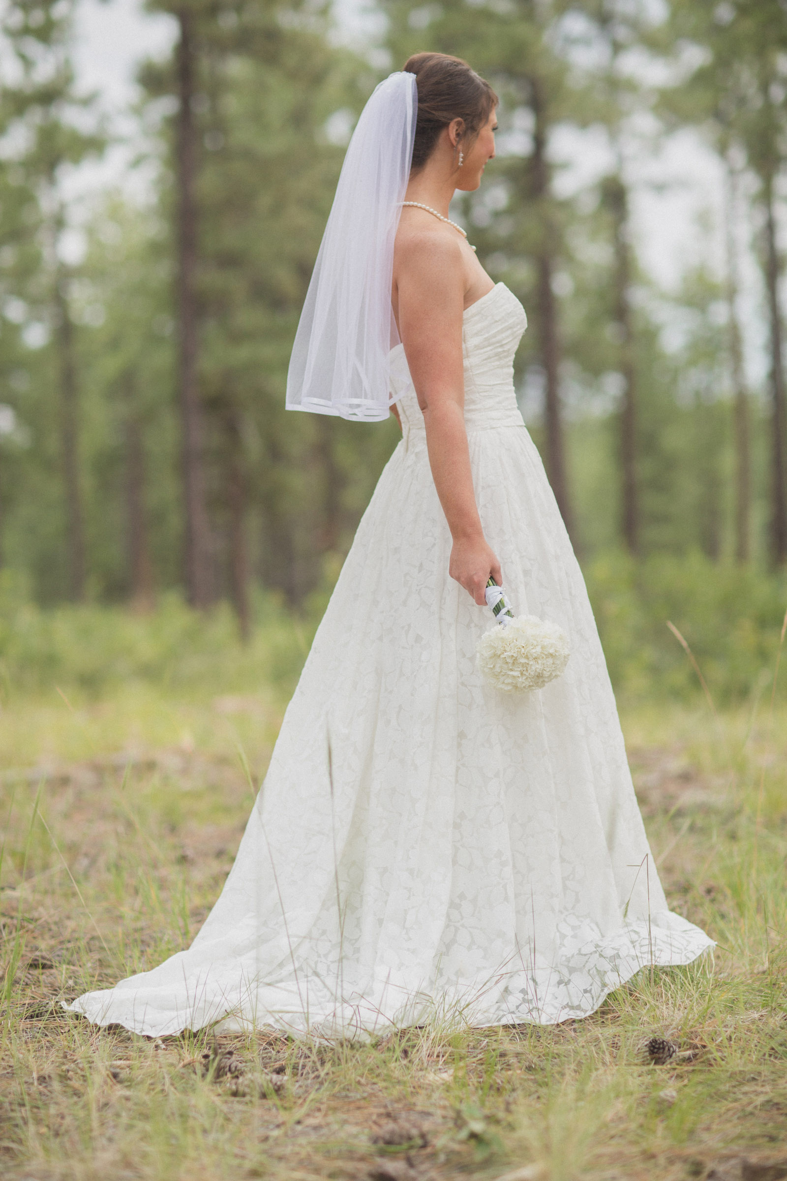 bride wedding wooden woods forest pictures photos dress photography porttraits