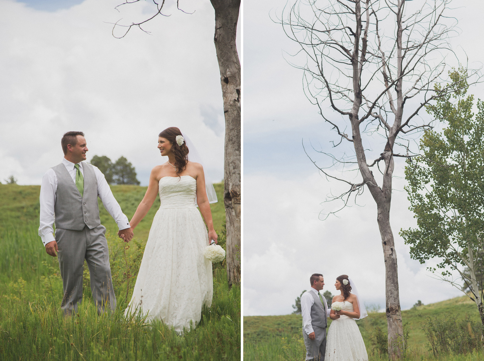 lake trees groom bride wedding cabin woods forest pictures photos dress photography portraits first look firstlook reveal happy farmington aztec durango mancos co nm