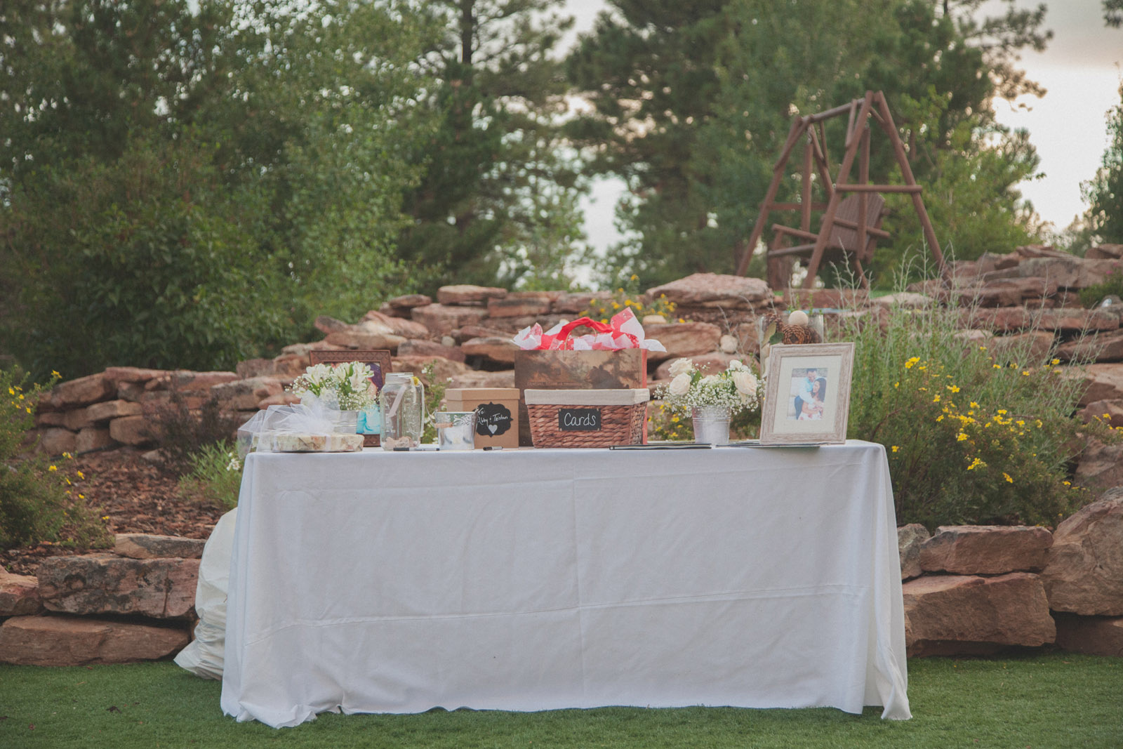 172-reception-ideas-reception-farmington-nm-co-new-mexico-colorado-mancos-ideas-string-lights-cabin-outside-natural-wedding