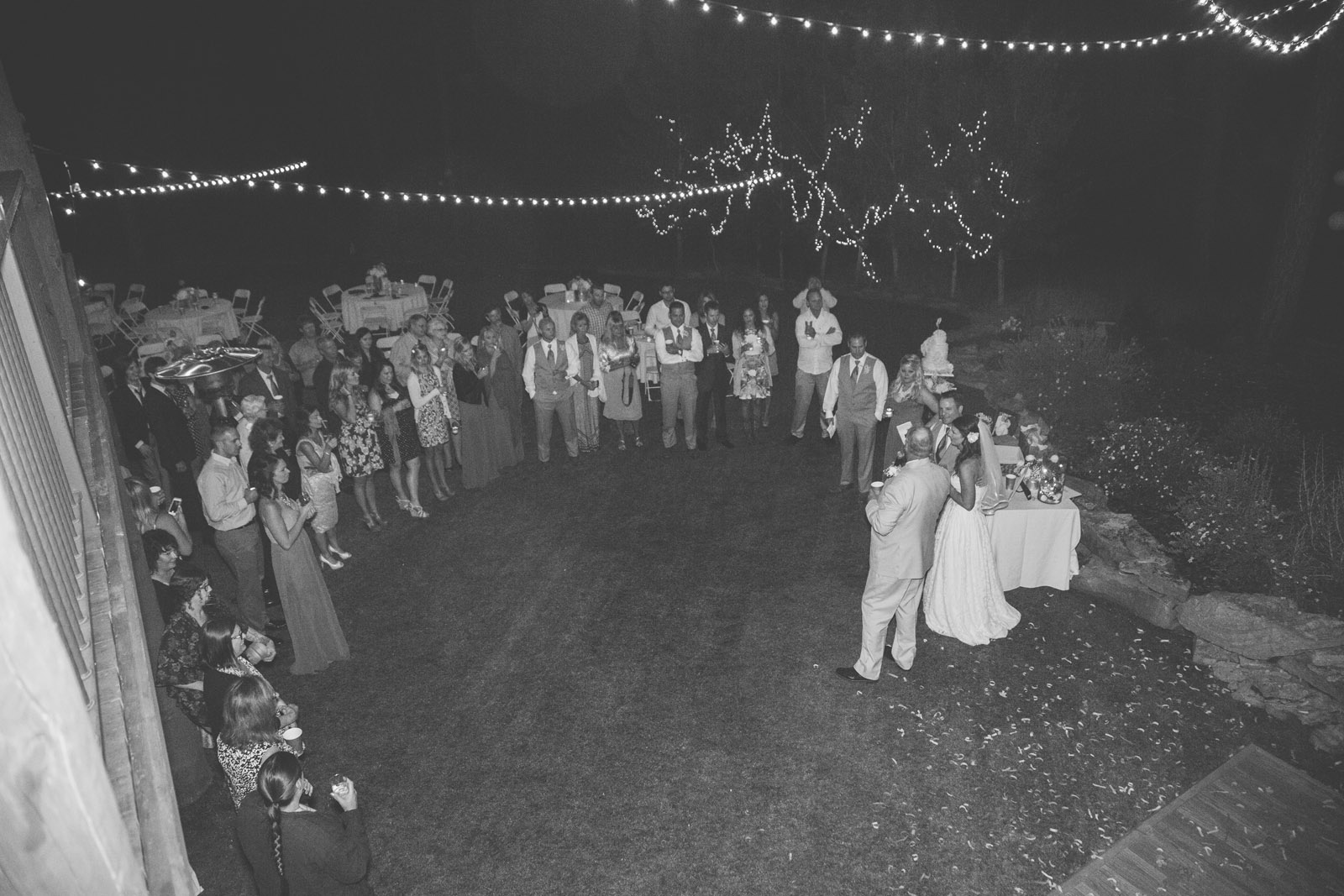191-reception-ideas-reception-farmington-nm-co-new-mexico-colorado-mancos-ideas-string-lights-cabin-outside-natural-wedding-night-strobe-flash