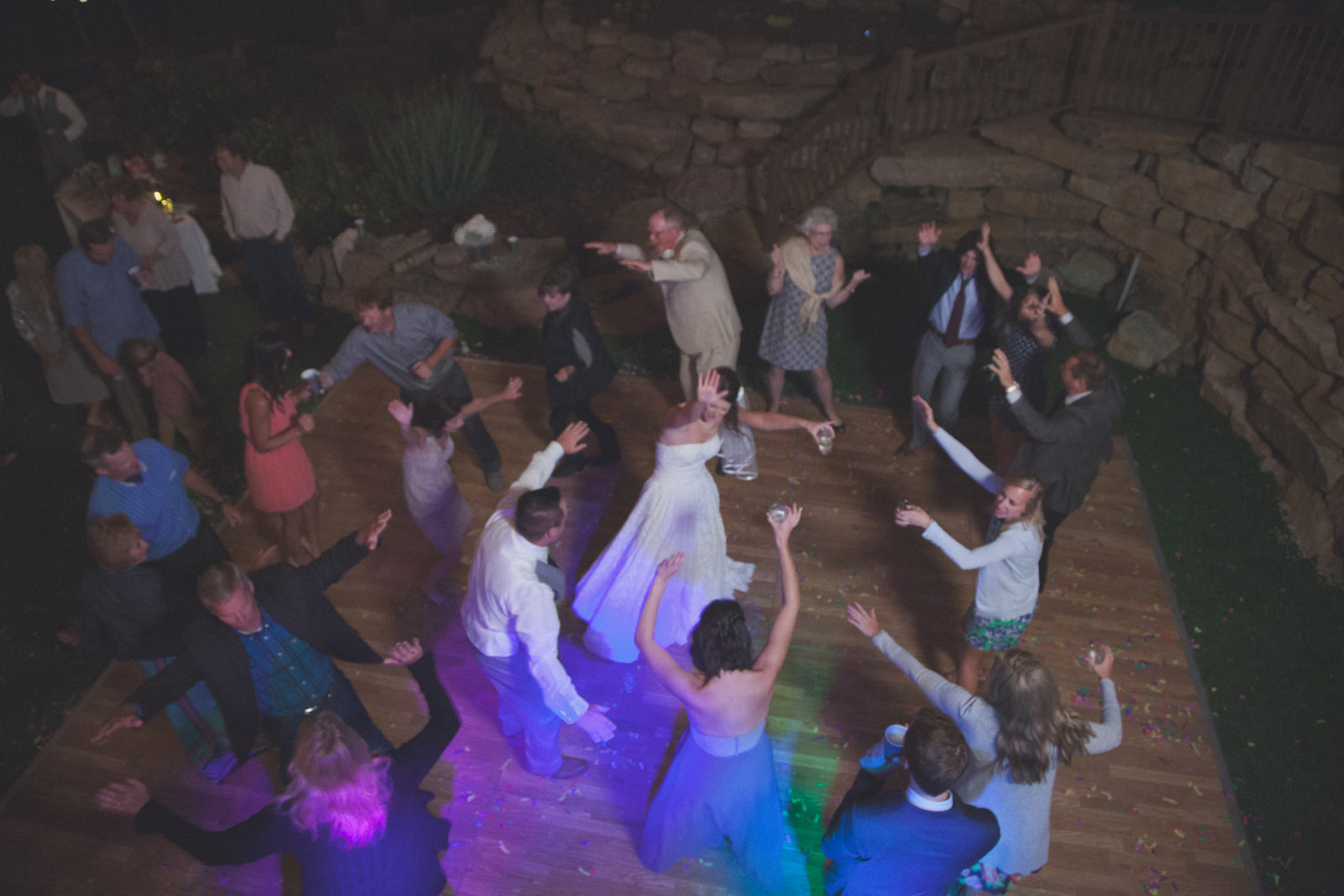 240-reception-ideas-reception-farmington-nm-co-new-mexico-colorado-mancos-ideas-string-lights-cabin-outside-natural-wedding-night-strobe-flash-dance-party