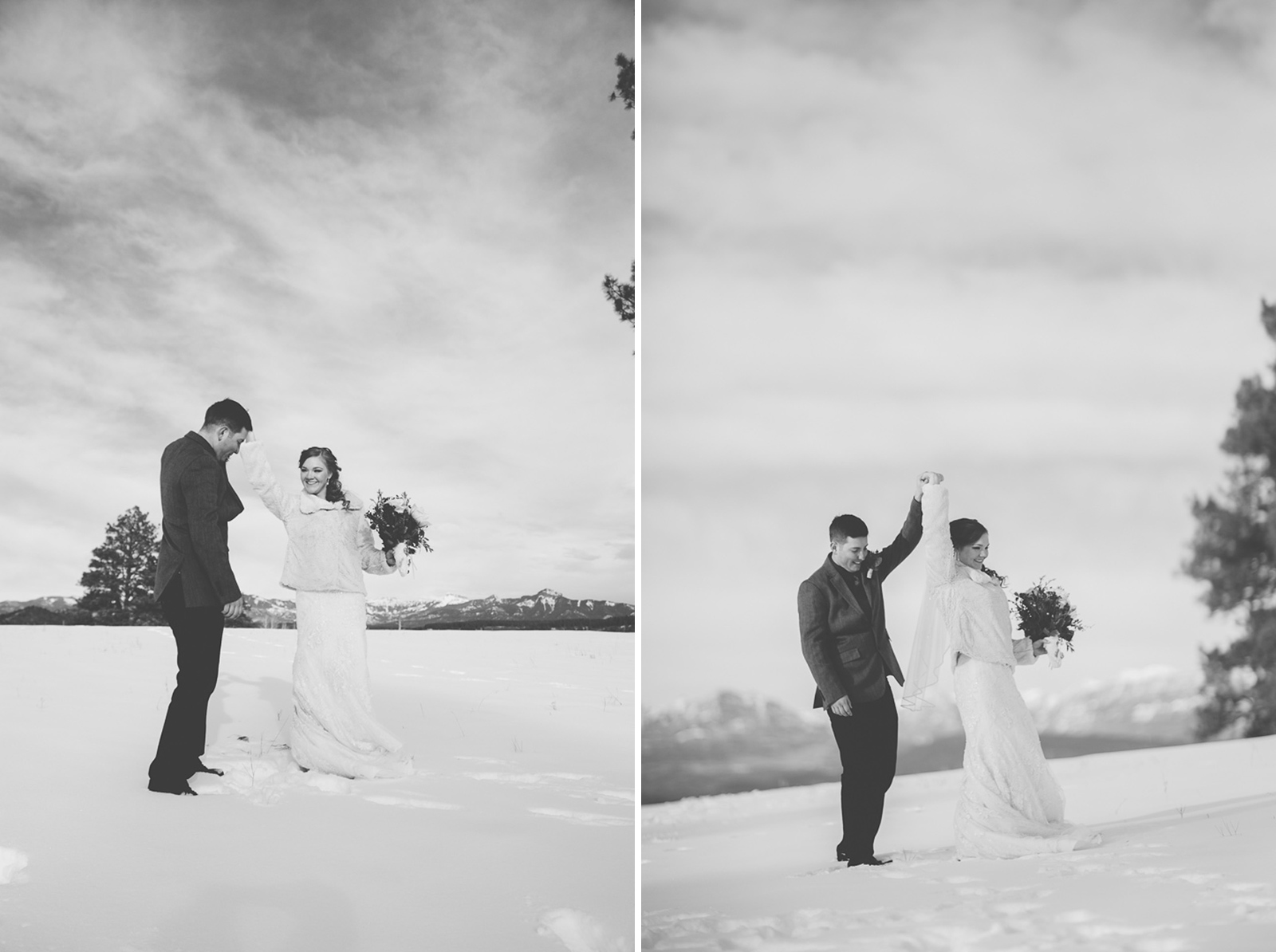 135-wedding-photographer-captures-newlyweds-in-snow-during-a-winter-snow-wedding-in-the-mountains-in-colorado