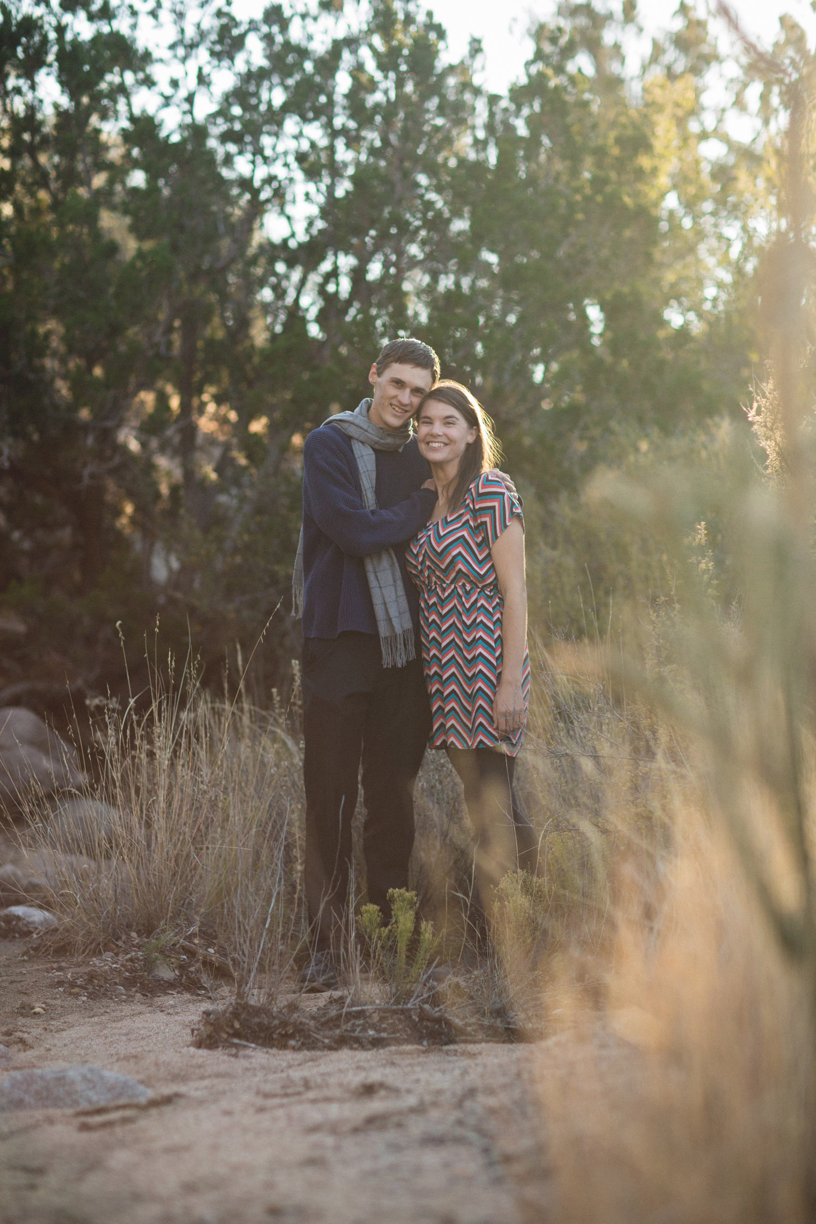 engagment photographer in alb nm desert mirabal photography