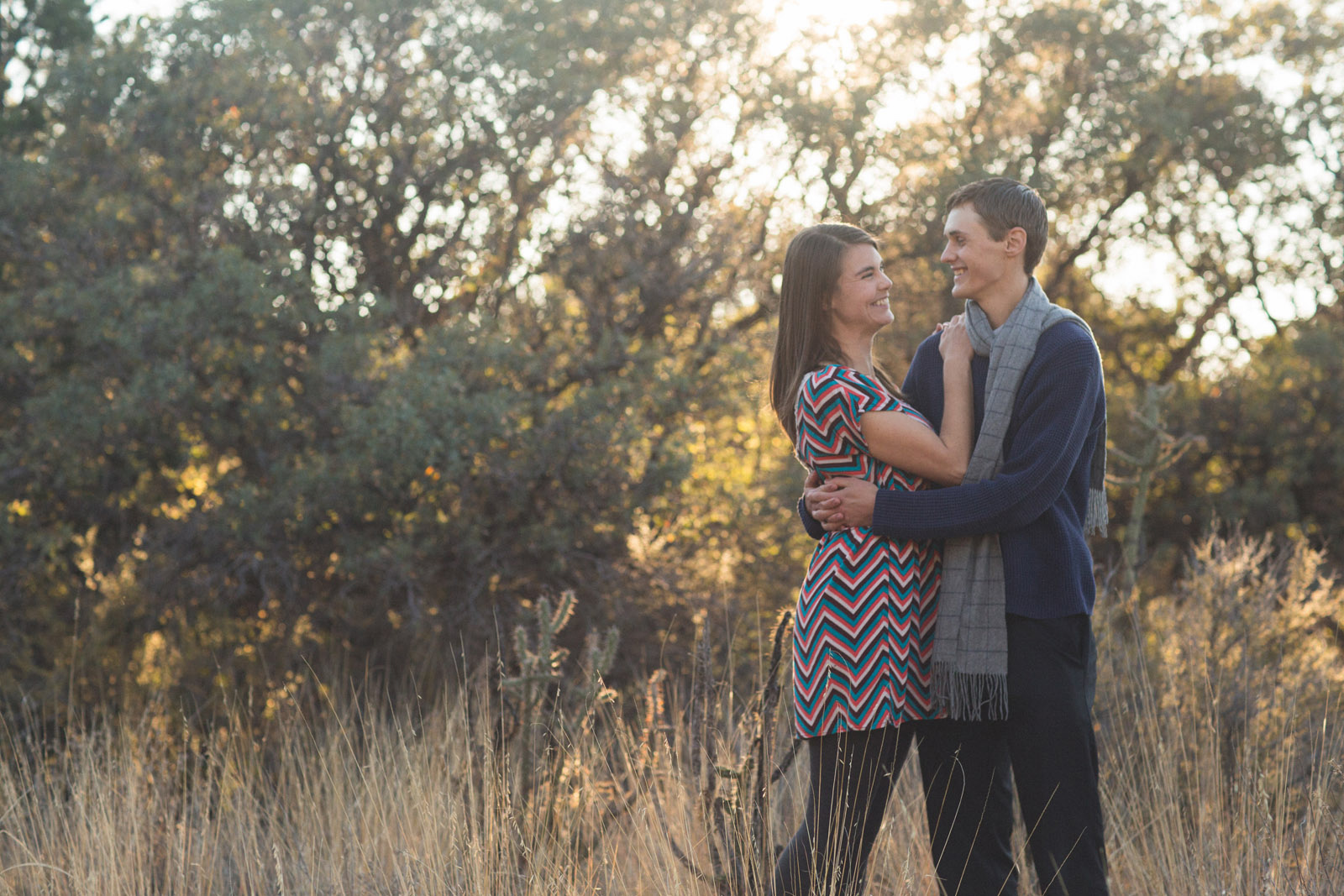 nm engagement photographers sandia desert